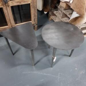 Metalen Set Tafels - Pilota Stoer Wonen