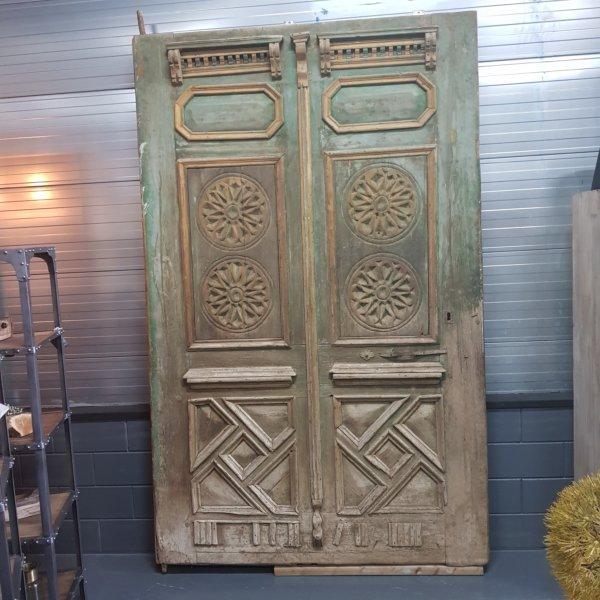 Oude Egyptische deuren - Pilota Stoer Wonen