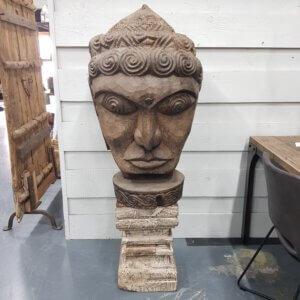 Buddha kop - pilota stoer wonen